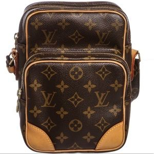 Authentic Vintage Louis Vuitton Amazone Crossbody